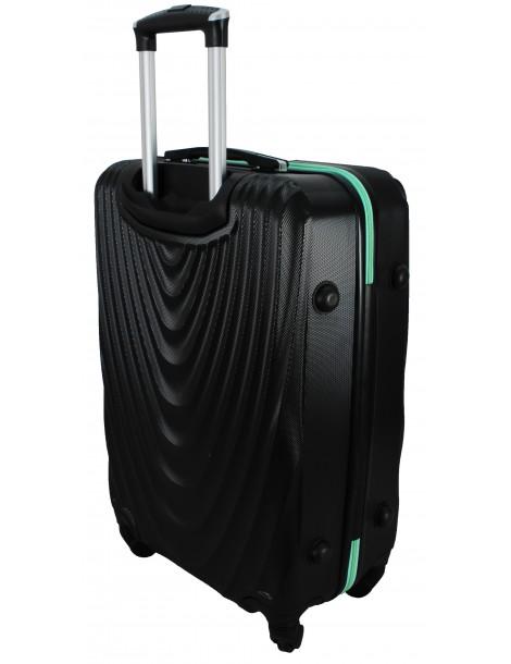 bok oraz tył walizki carbon