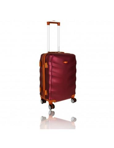 Mała walizka podróżna TOKYO COLLECTION BORDOWA