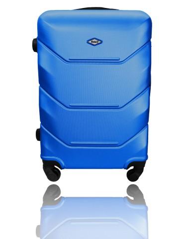 Mała walizka podróżna RIO COLLECTION NIEBIESKA