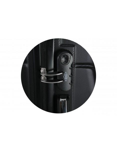 Średnia walizka podróżna RIO COLLECTION XL ZAMEK SZYFROWY