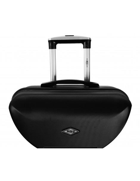 Duża walizka podróżna RIO COLLECTION XXL STELAŻ WYSUWANY