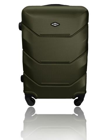 Mała walizka podróżna RIO COLLECTION  GRAFITOWA