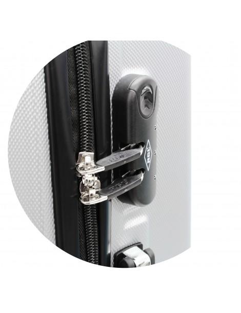 Zestaw walizek podróżnych 3w1 BANGKOK COLLECTION zamek szyfrowy walizki