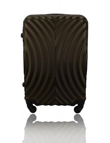 Duża walizka podróżna SYDNEY COLLECTION GRAFITOWY