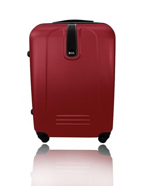 Mała walizka podróżna BUENOS COLLECTION BORDOWY