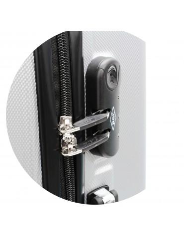 Mała walizka podróżna BANGKOK COLLECTION zamek szyfrowy walizki