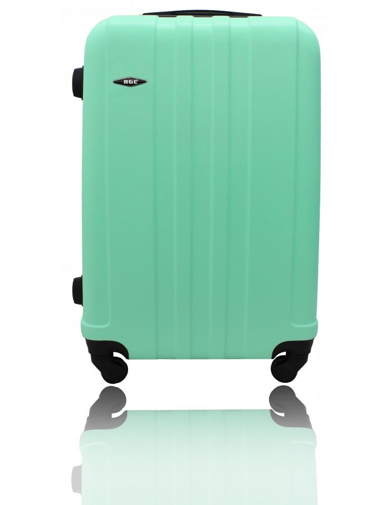 Mała walizka podróżna BANGKOK COLLECTION MIĘTOWY