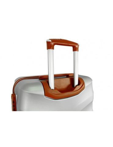 Średnia walizka podróżna TOKYO COLLECTION WYSUWANY STELAŻ