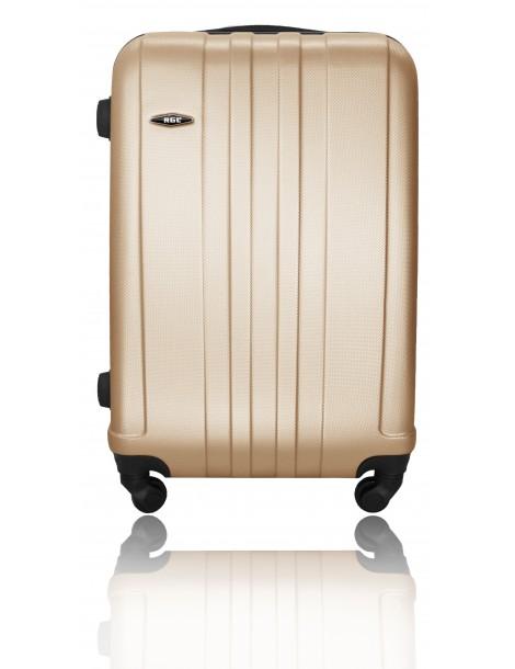 Duża walizka podróżna BANGKOK COLLECTION SZAMPAN