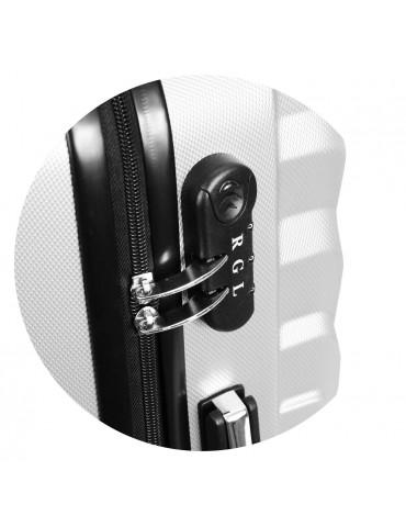 Średnia walizka podróżna SYDNEY COLLECTION  SZYFR WALIZKI