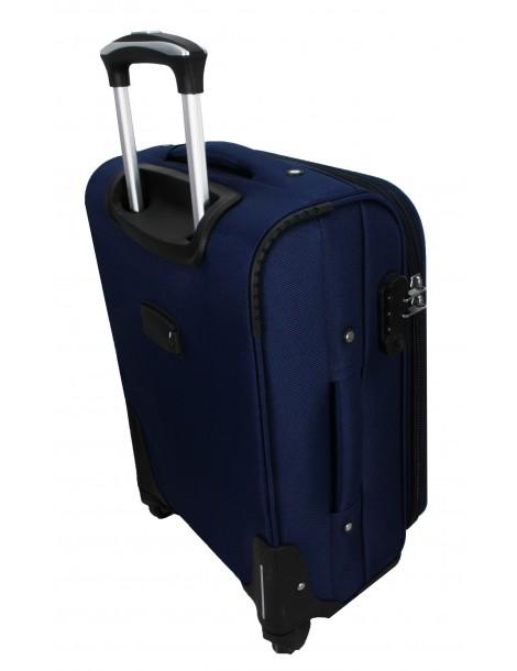 MAŁA WALIZKA PODRÓŻNA LONDON COLLECTION tył walizki